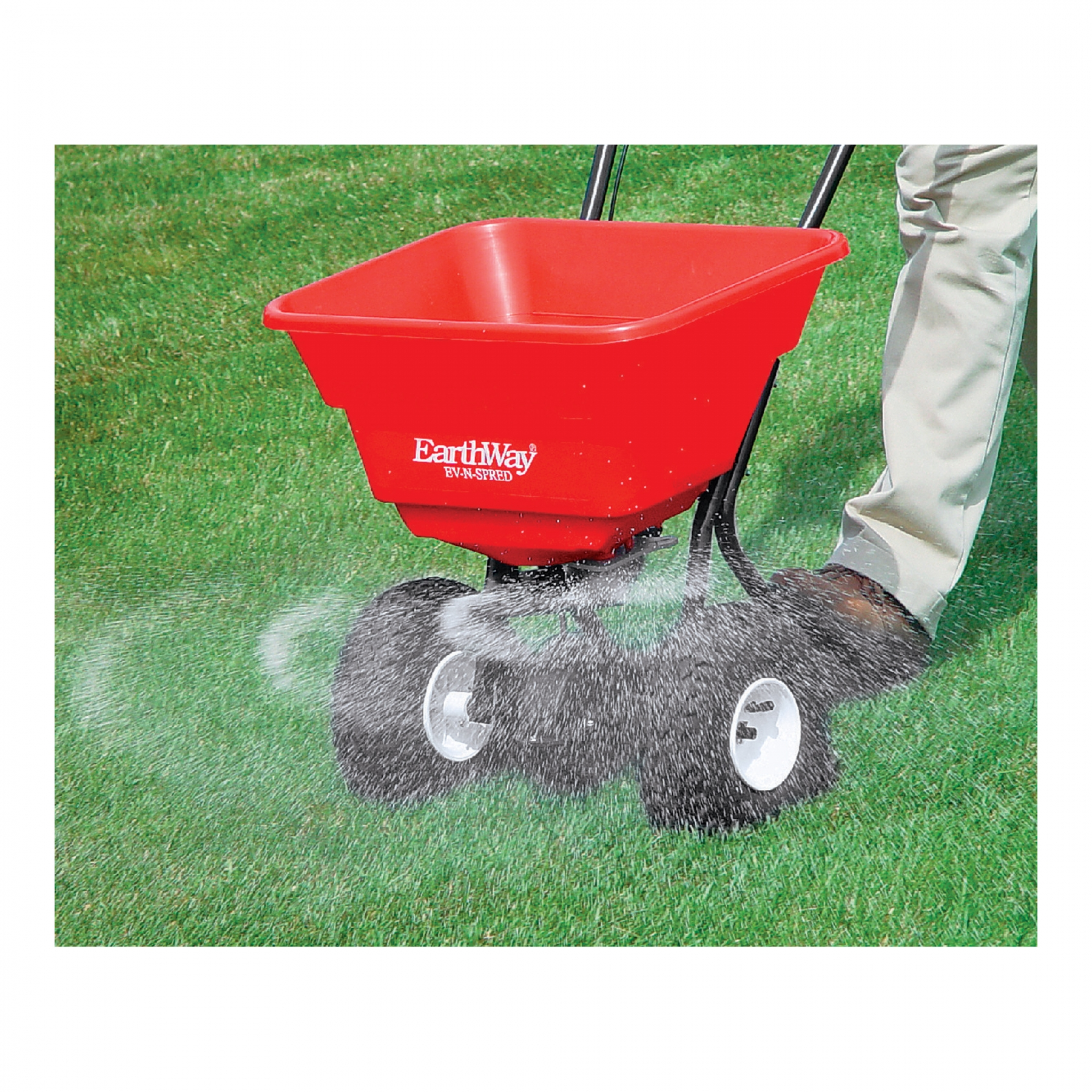 Best way to plant grass seed - Step 6 Planting